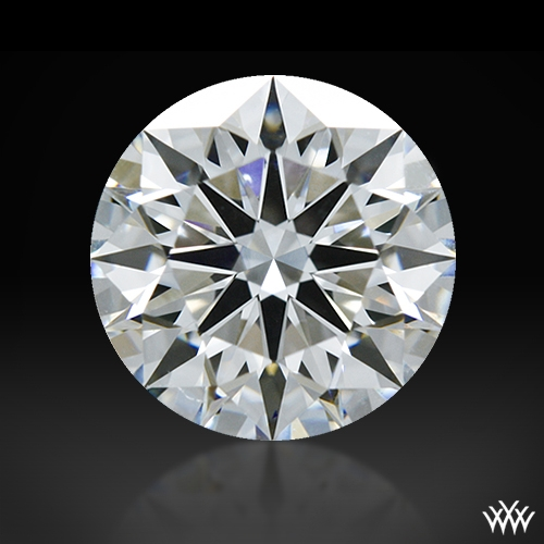 1.006 ct F VVS1 Expert Selection Round Cut Loose Diamond