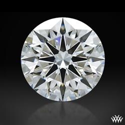 1.006 ct F VVS1 Expert Selection Round Cut Loose Diamond