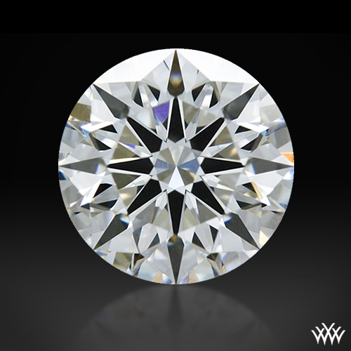 1.008 ct F VVS1 Expert Selection Round Cut Loose Diamond
