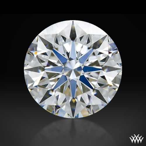 0.804 ct F VS1 Expert Selection Round Cut Loose Diamond