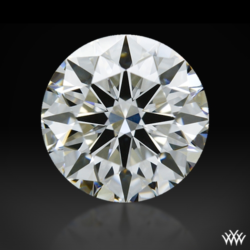 0.698 ct F VS1 Expert Selection Round Cut Loose Diamond