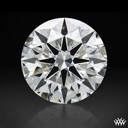 0.698 ct F VS1 Expert Selection Round Cut Loose Diamond