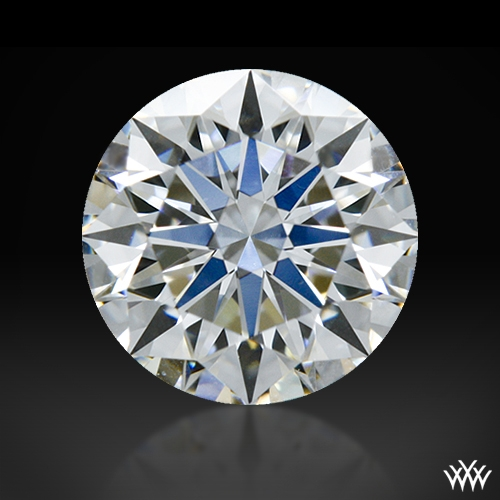 0.748 ct F VVS2 Expert Selection Round Cut Loose Diamond