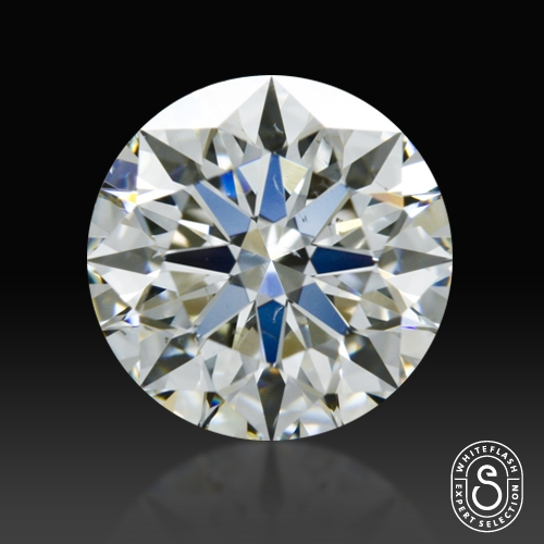 0.726 ct I SI1 Expert Selection Round Cut Loose Diamond
