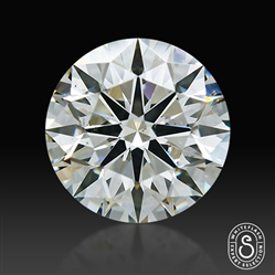 1.495 ct I SI1 Expert Selection Round Cut Loose Diamond