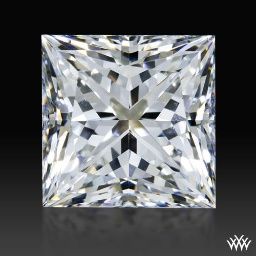 1.025 ct H SI1 A CUT ABOVE® Princess Super Ideal Cut Diamond