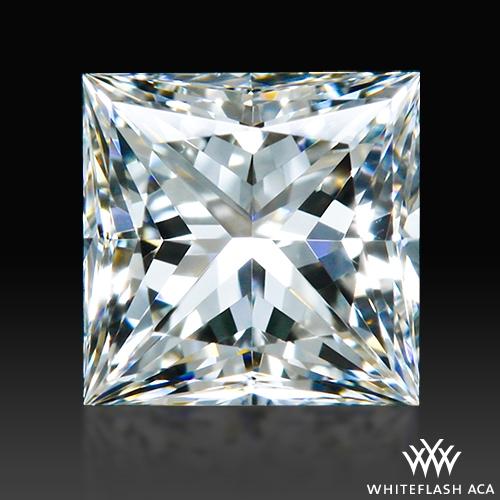 0.462 ct I VS1 A CUT ABOVE® Princess Super Ideal Cut Diamond