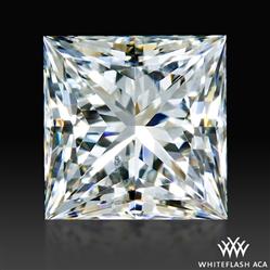 0.70 ct H SI1 A CUT ABOVE® Princess Super Ideal Cut Diamond