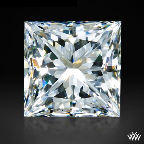 0.48 ct F VS1 A CUT ABOVE® Princess Super Ideal Cut Diamond