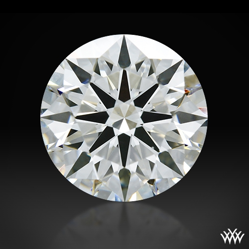 1.503 ct H VS2 A CUT ABOVE® Hearts and Arrows Super Ideal Round Cut Loose Diamond