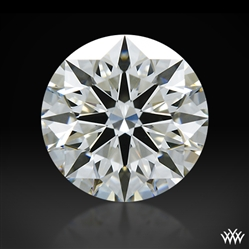1.044 ct G VS1 A CUT ABOVE® Hearts and Arrows Super Ideal Round Cut Loose Diamond