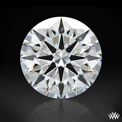 1.172 ct E VVS2 A CUT ABOVE® Hearts and Arrows Super Ideal Round Cut Loose Diamond