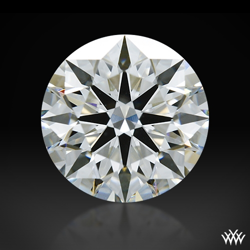1.016 ct G VS1 A CUT ABOVE® Hearts and Arrows Super Ideal Round Cut Loose Diamond