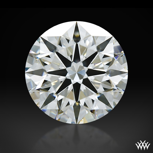 1.567 ct I VS1 A CUT ABOVE® Hearts and Arrows Super Ideal Round Cut Loose Diamond