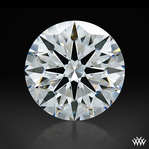 2.167 ct D VS1 A CUT ABOVE® Hearts and Arrows Super Ideal Round Cut Loose Diamond