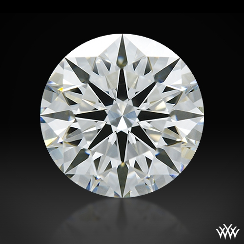 1.733 ct I VS2 A CUT ABOVE® Hearts and Arrows Super Ideal Round Cut Loose Diamond