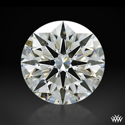 1.234 ct I VS2 A CUT ABOVE® Hearts and Arrows Super Ideal Round Cut Loose Diamond