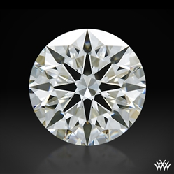 1.252 ct I VS1 A CUT ABOVE® Hearts and Arrows Super Ideal Round Cut Loose Diamond