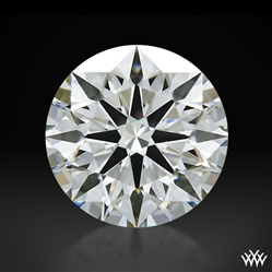 1.043 ct I VS1 A CUT ABOVE® Hearts and Arrows Super Ideal Round Cut Loose Diamond