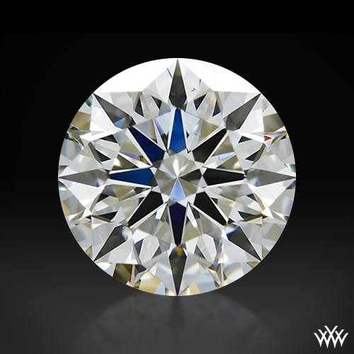 1.016 ct J VS1 Expert Selection Round Cut Loose Diamond