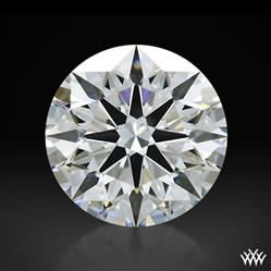 1.031 ct H VS1 A CUT ABOVE® Hearts and Arrows Super Ideal Round Cut Loose Diamond