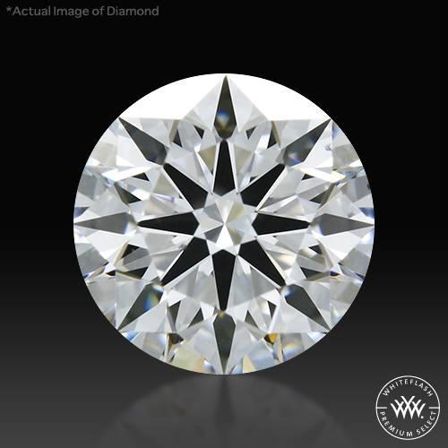 0.81 ct F VS2 Premium Select Round Cut Loose Diamond