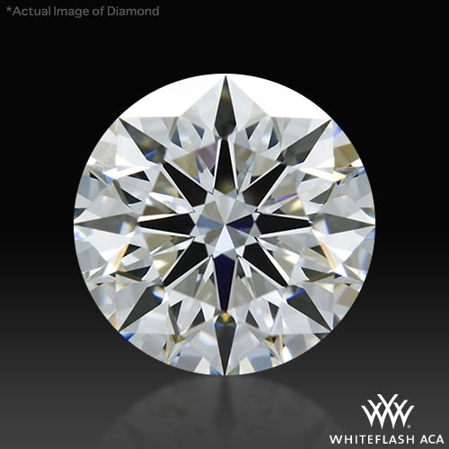 0.821 ct F VVS1 A CUT ABOVE® Hearts and Arrows Super Ideal Round Cut Loose Diamond