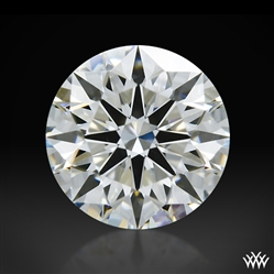 0.703 ct H VS1 A CUT ABOVE® Hearts and Arrows Super Ideal Round Cut Loose Diamond