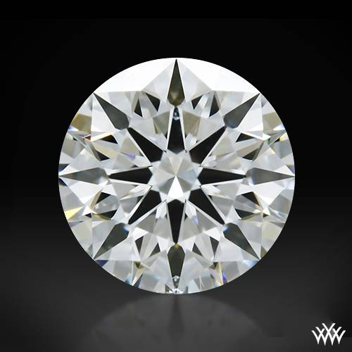 0.705 ct G VS2 A CUT ABOVE® Hearts and Arrows Super Ideal Round Cut Loose Diamond