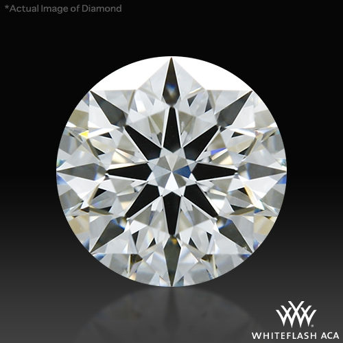 0.632 ct G VS2 A CUT ABOVE® Hearts and Arrows Super Ideal Round Cut Loose Diamond