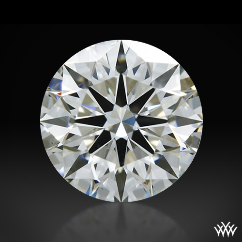 0.507 ct H VS1 Premium Select Round Cut Loose Diamond