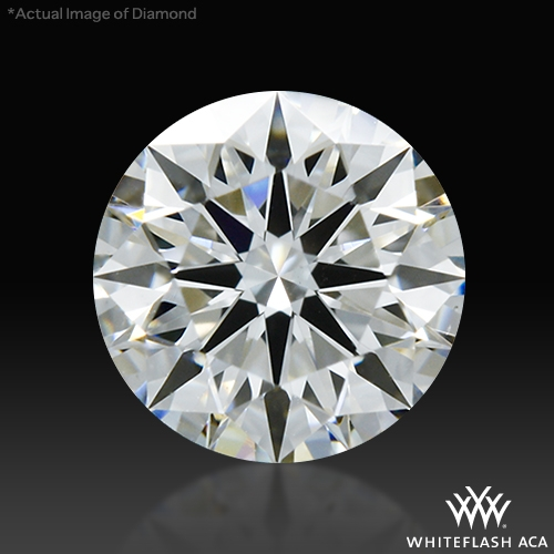 0.638 ct G VS2 A CUT ABOVE® Hearts and Arrows Super Ideal Round Cut Loose Diamond