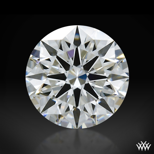 0.535 ct F VS1 Expert Selection Round Cut Loose Diamond