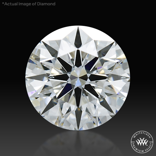0.61 ct F SI1 Premium Select Round Cut Loose Diamond