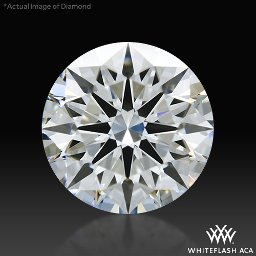 0.583 ct E VVS1 Premium Select Round Cut Loose Diamond