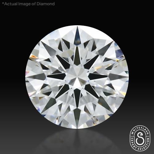 0.558 ct E VVS2 Expert Selection Round Cut Loose Diamond