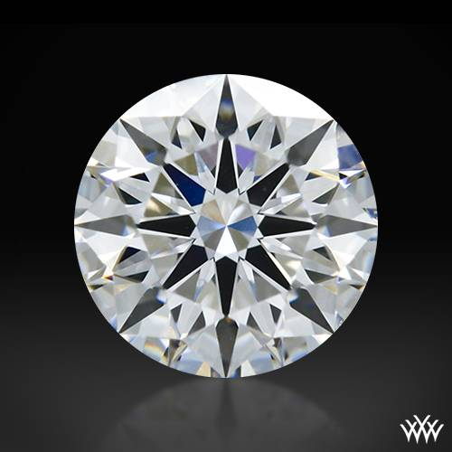 0.603 ct D VS1 A CUT ABOVE® Hearts and Arrows Super Ideal Round Cut Loose Diamond