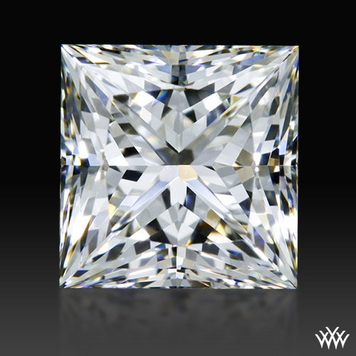 1.018 ct I VS2 A CUT ABOVE® Princess Super Ideal Cut Diamond