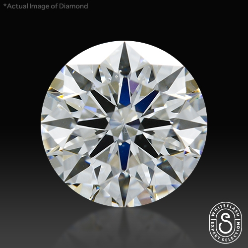 0.813 ct G SI1 Expert Selection Round Cut Loose Diamond