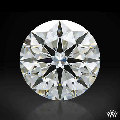 0.818 ct I VS2 Expert Selection Round Cut Loose Diamond