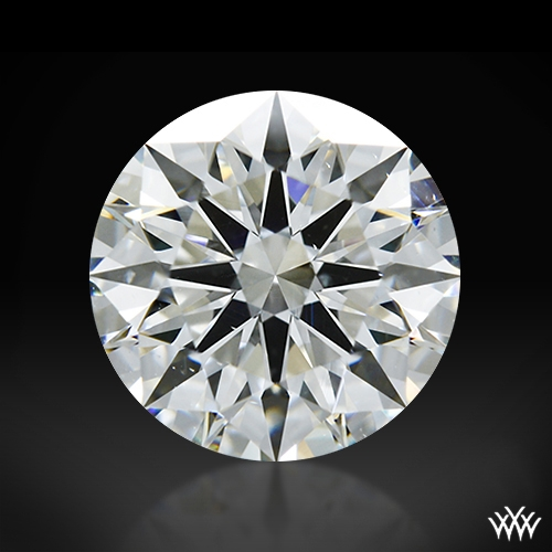 1.323 ct H VS2 Expert Selection Round Cut Loose Diamond
