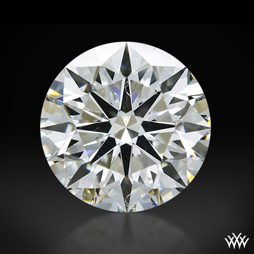 1.38 ct H SI1 Expert Selection Round Cut Loose Diamond