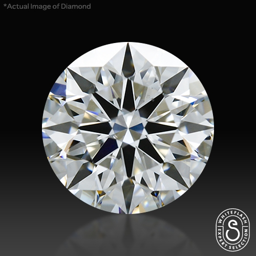 0.807 ct F SI1 Expert Selection Round Cut Loose Diamond