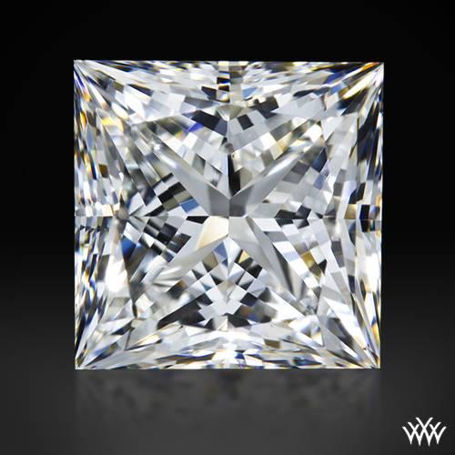 1.205 ct G VS2 Premium Select Princess Cut Loose Diamond