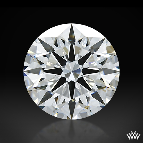 2.565 ct E VS1 A CUT ABOVE® Hearts and Arrows Super Ideal Round Cut Loose Diamond