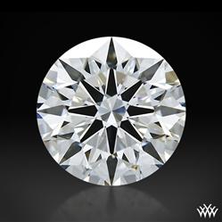 2.565 ct E VS1 A CUT ABOVE® Hearts and Arrows Super Ideal Round Cut Loose Diamond