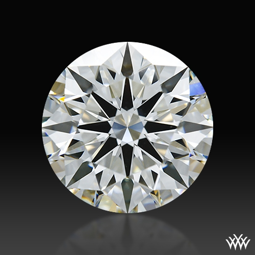 2.454 ct I VS2 A CUT ABOVE® Hearts and Arrows Super Ideal Round Cut Loose Diamond