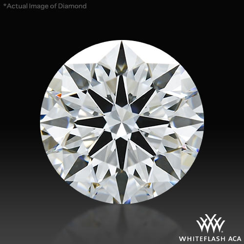 2.104 ct F VS1 A CUT ABOVE® Hearts and Arrows Super Ideal Round Cut Loose Diamond