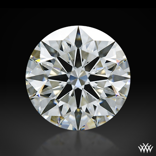 2.007 ct H VS1 A CUT ABOVE® Hearts and Arrows Super Ideal Round Cut Loose Diamond