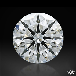 1.187 ct F VVS1 Expert Selection Round Cut Loose Diamond